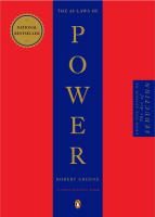 خلاصه کتاب ۴۸ قانون قدرت