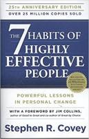 خلاصه کتاب هفت عادت مردمان موثر
