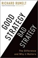 خلاصه کتاب استراتژی خوب استراتژی بد