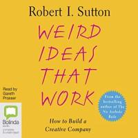 خلاصه کتاب ایدههای عجیب ولی کارساز