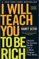 خلاصه کتاب من به شما یاد میدهم ثروتمند شوید