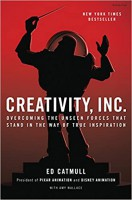 خلاصه کتاب شرکت خلاقیت