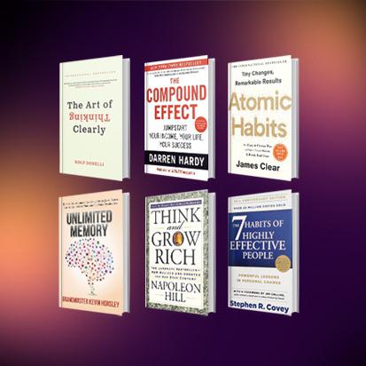 ۶ کتاب که رشد فردی شما را تضمین میکند